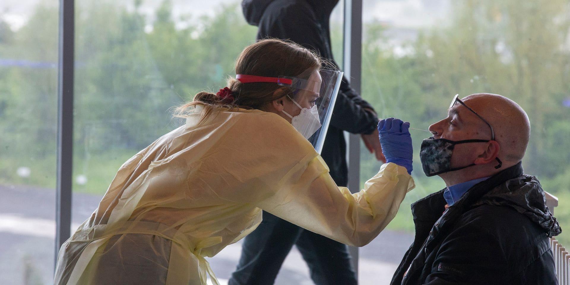 Coronavirus en Belgique : les nouvelles contaminations en hausse