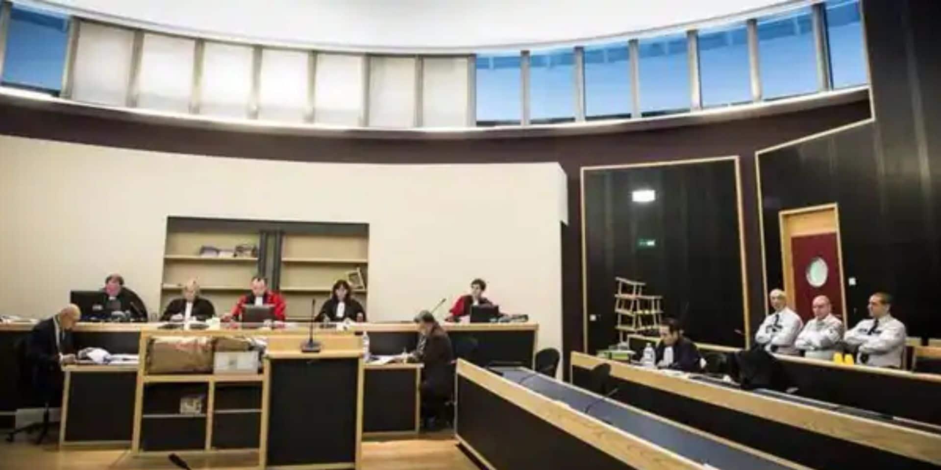Assises: Thomas Lesire a perdu le contrôle de ses actes, selon la défense