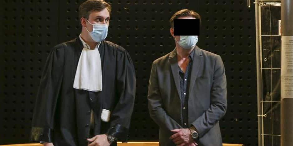 David Vens écope d'une peine de 15 ans de réclusion criminelle pour le meurtre de sa compagne Maria, commis à Charleroi en mars 2018