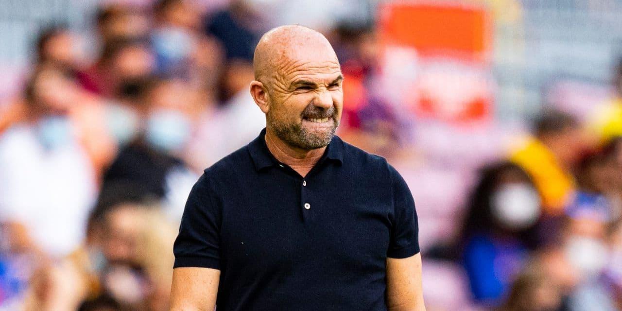 Remercié par Levante, Paco Lopez est le premier coach de Liga licencié cette saison