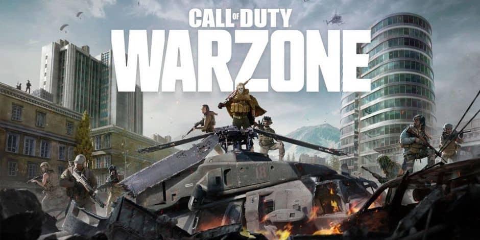 Call of Duty : Warzone va connaitre ses premiers tournois