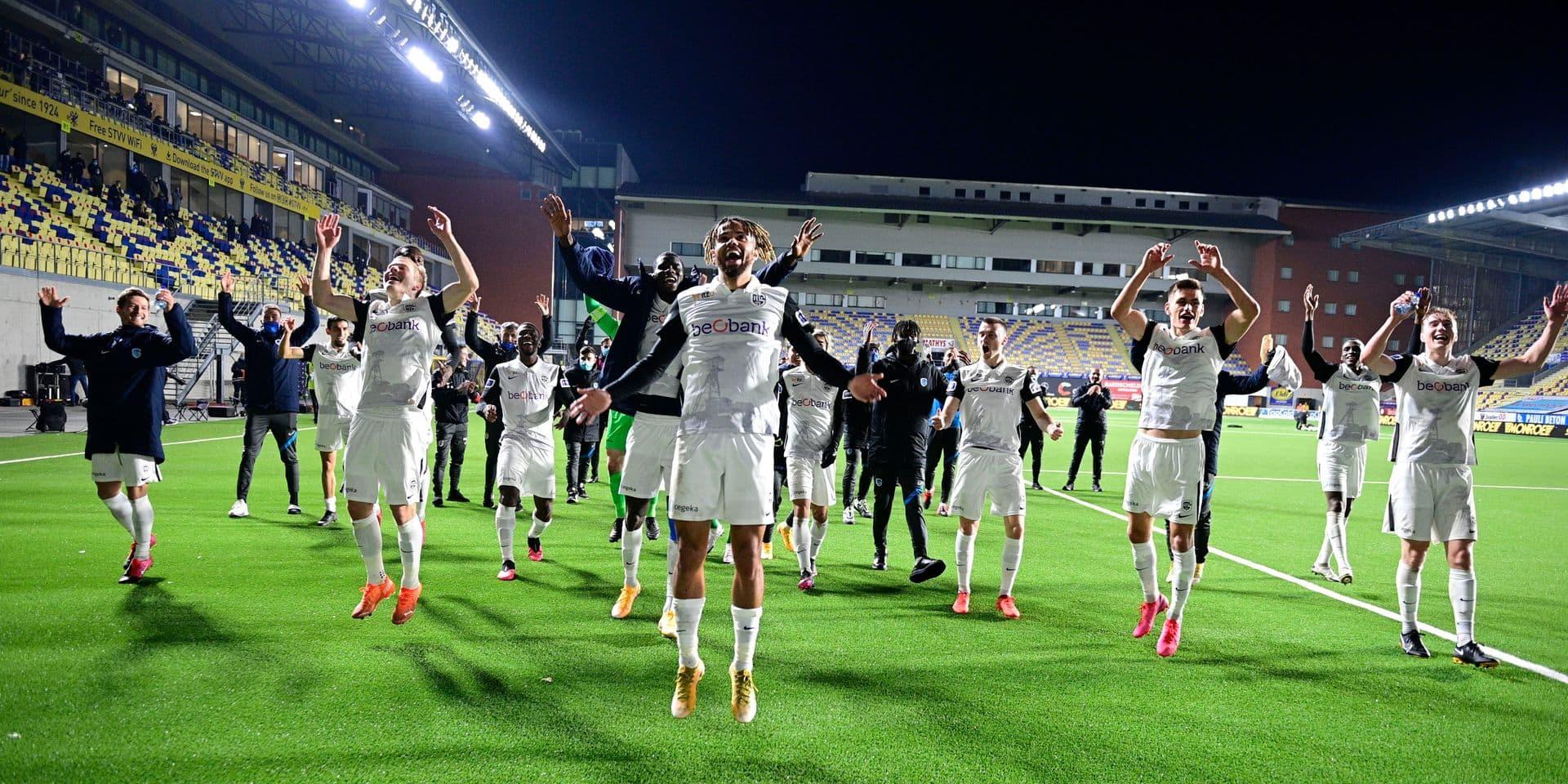 Genk remporte le derby limbourgeois grâce à un doublé de Bongonda (1-2)