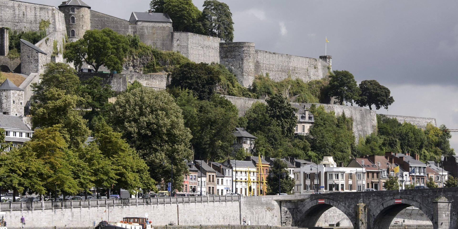 La Citadelle de Namur recherche les para-commandos qui ont été présents sur son site