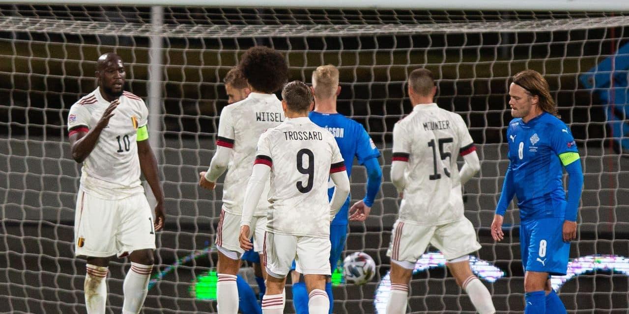 Mondial 2022: les Diables Rouges connaîtront leurs adversaires en qualification le 7 décembre prochain