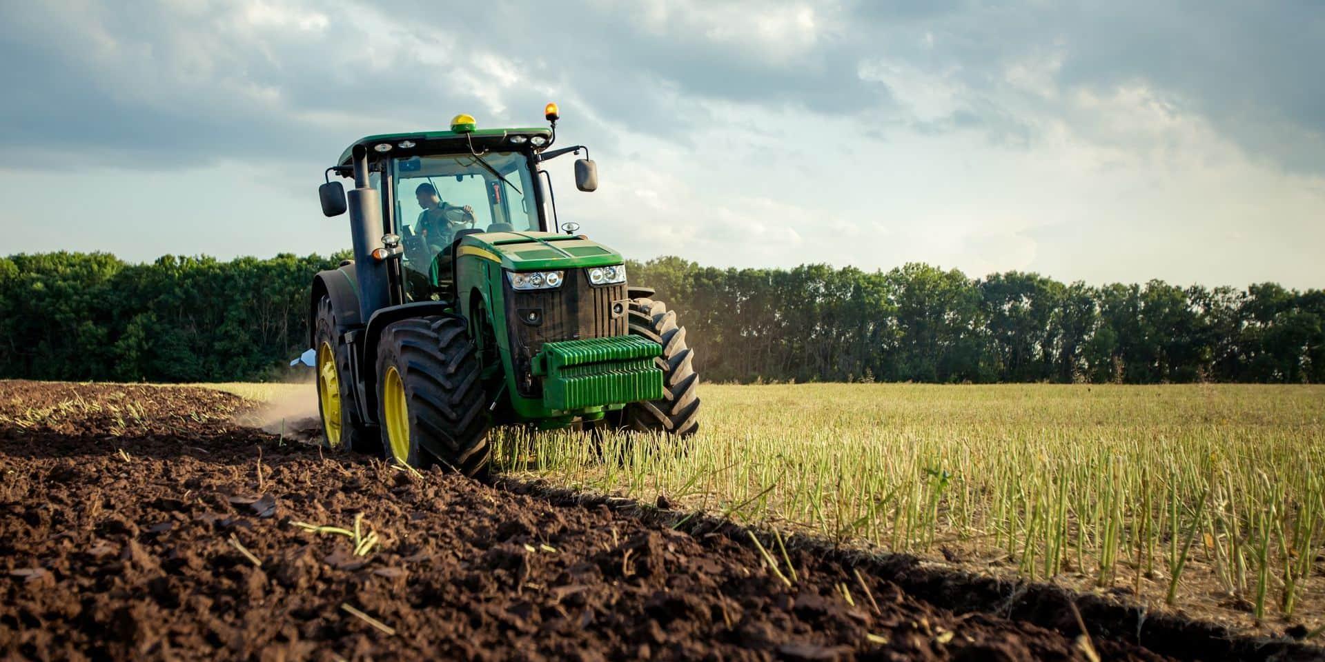 Comment un agriculteur belge a agrandi la Belgique de deux mètres... au détriment de la France