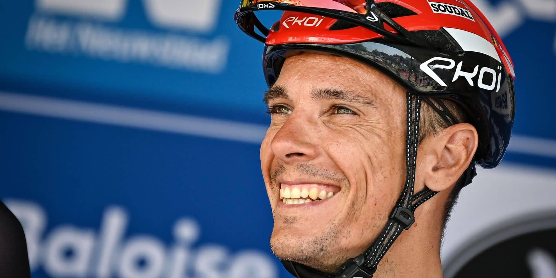 """Philippe Gilbert et le Tour, l'histoire """"ne pouvait pas finir de cette manière"""""""