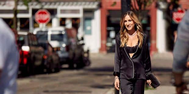 Sarah Jessica Parker, incarnation glamour de la lingerie d'Intimissimi - La DH