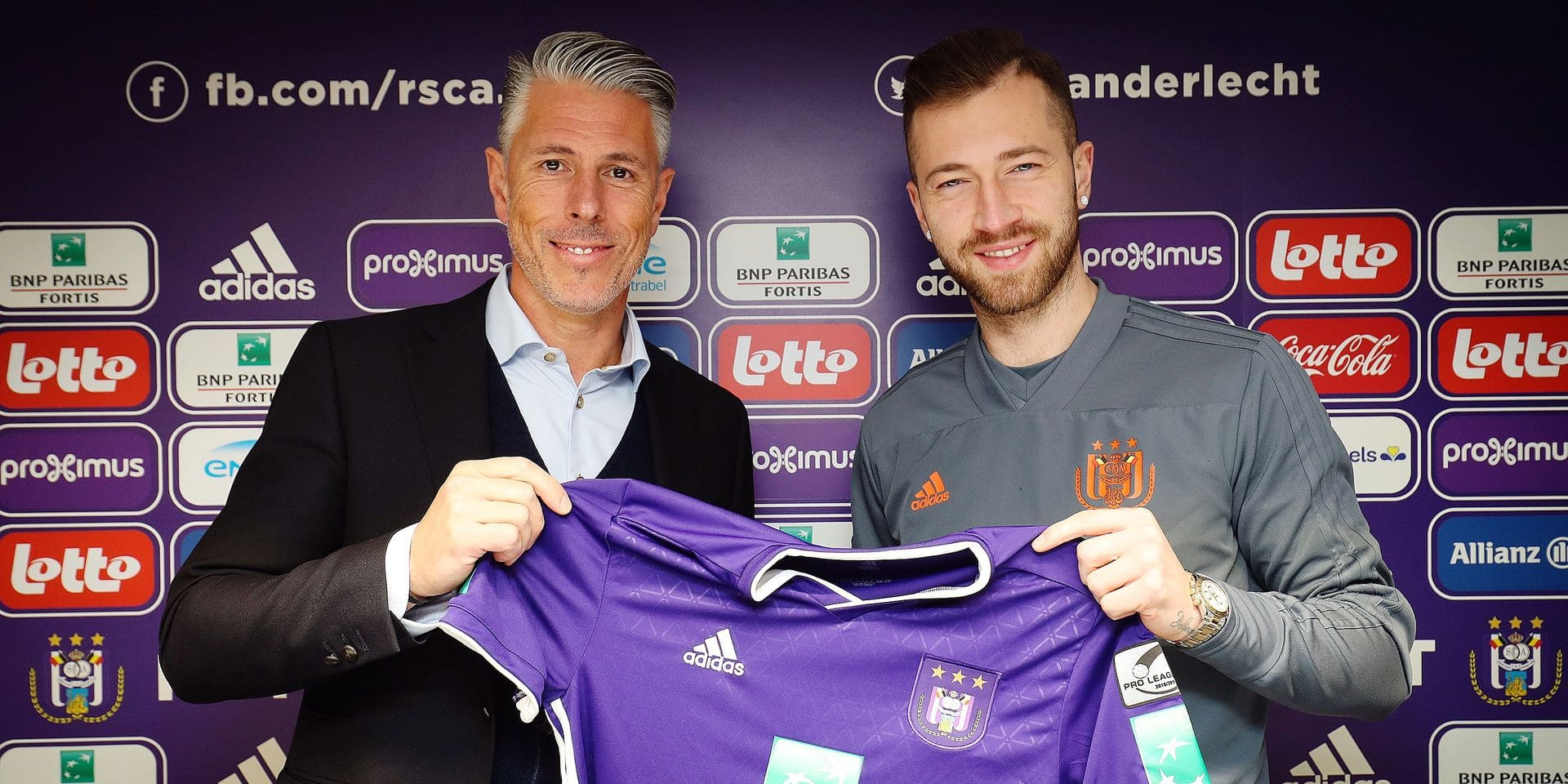 """Michael Verschueren fait le point sur le mercato: """"Un gars qui fera tourner Anderlecht est introuvable"""""""