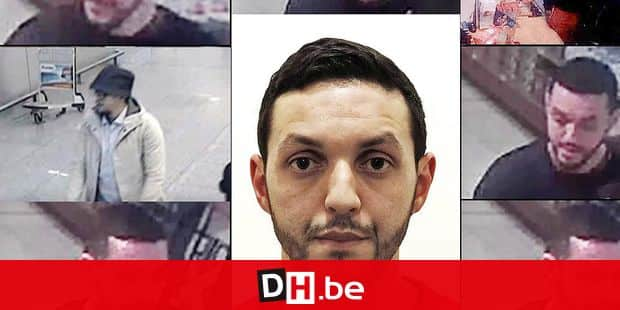 HANDOUT PICTURE / DISTRIBUTION REQUESTED TO BELGA 20151124 - RESSONS, FRANCE: This undated file photo, released on Tuesday 24 November 2015, by the federal police on demand of Brussels's federal king prosecutor shows Mohamed Abrini (30) who was seen on November 11th at a gas station Esso in Ressons on the highway in direction of Paris. Abrini was seen with fugitive Salah Abdeslam and he was driving the Renault Clio that was used in 13th November Paris terrorist attacks. BELGA PHOTO FEDERAL POLICE