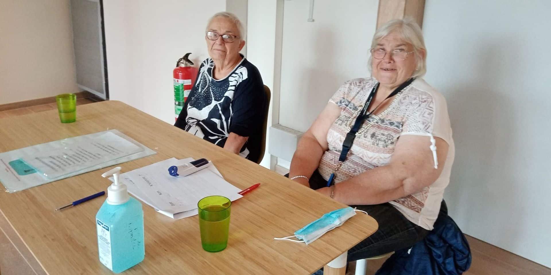 Manage: Aux Jardins de Scailmont, les résidents accueillent les visiteurs