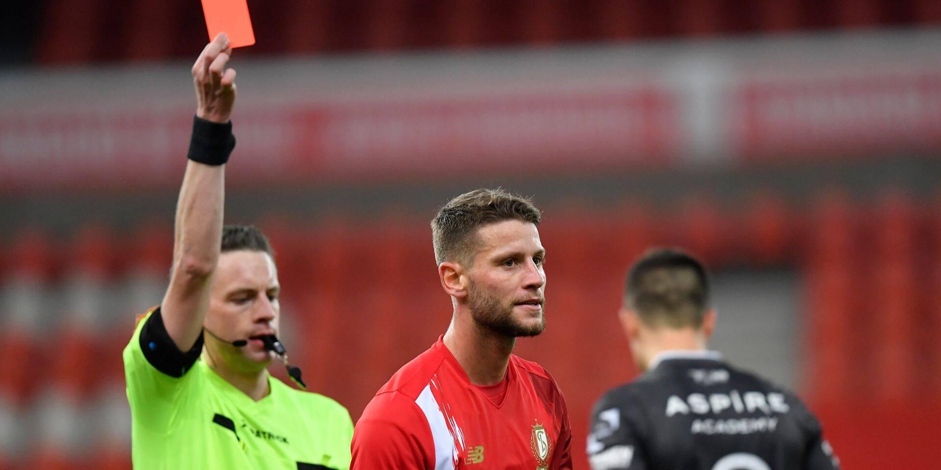 Le Standard accepte la transaction pour Eden Shamir après son exclusion face à Eupen : L'Israélien sera suspendu à Anderlecht et face à Malines