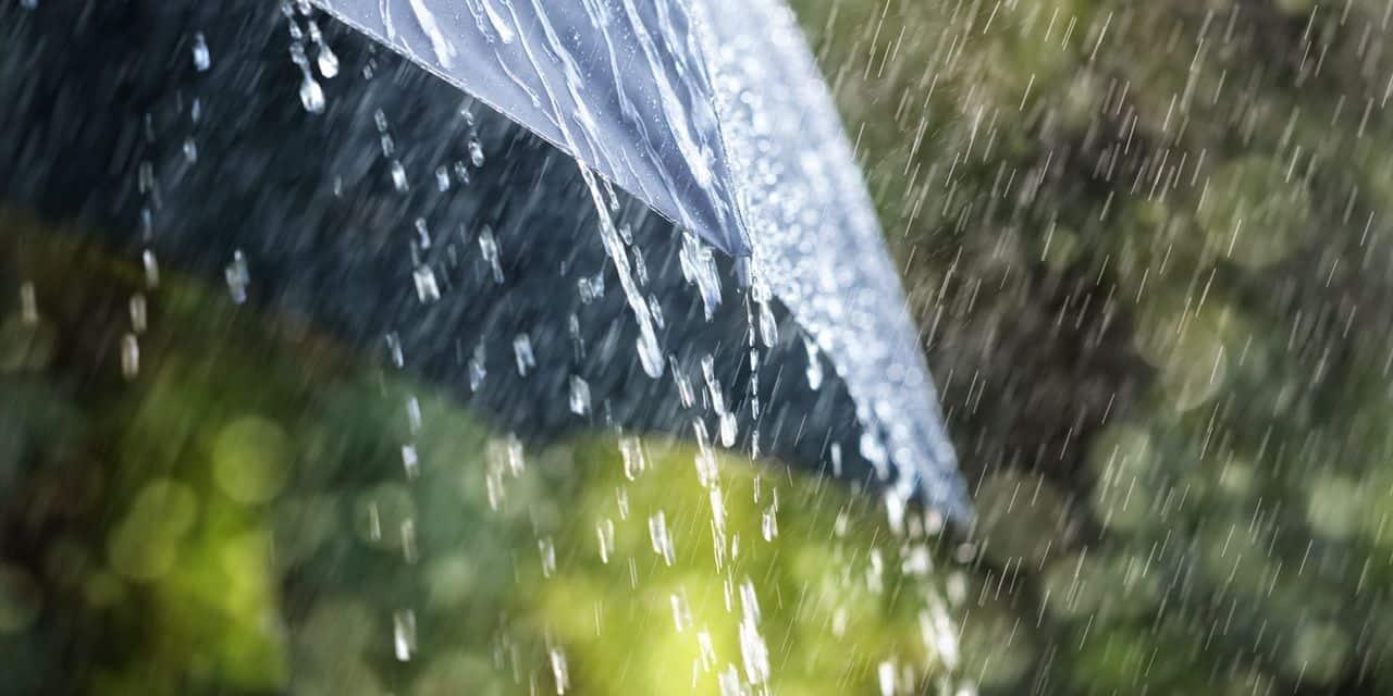 Météo: une nouvelle journée d'averses avant un week-end frais et pluvieux