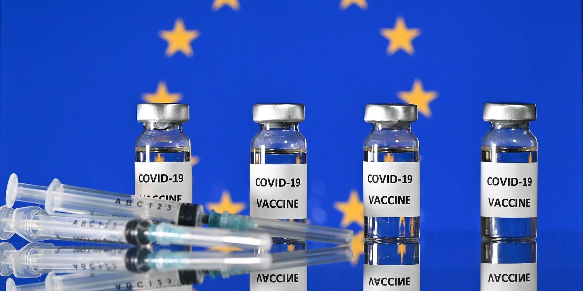 Contrats, nombre de doses... Où en est la Commission européenne dans ses achats de vaccins contre le Covid-19?