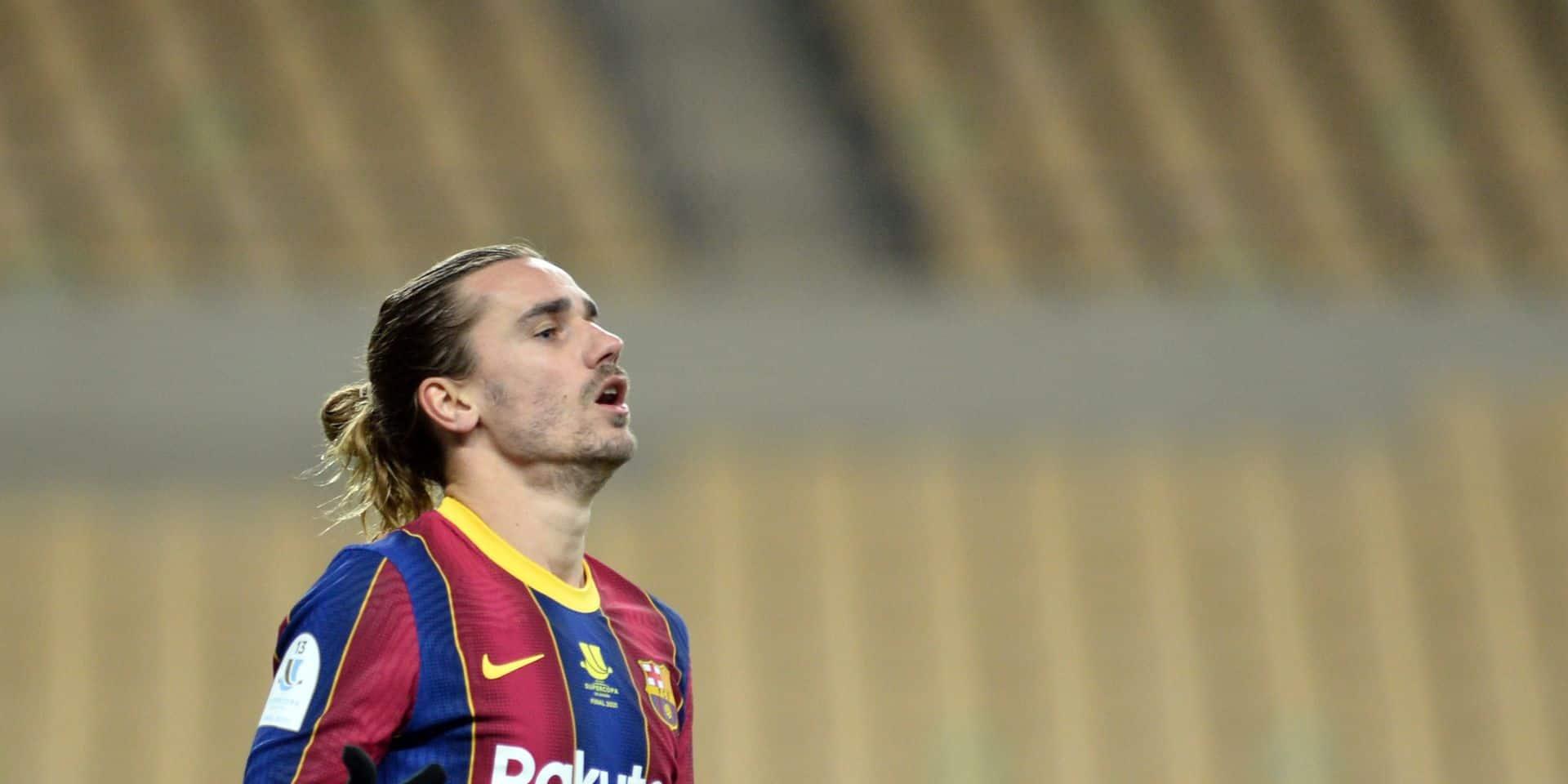 Nouveau problème Griezmann au Barça? L'attaquant critique la défense et crispe le vestiaire