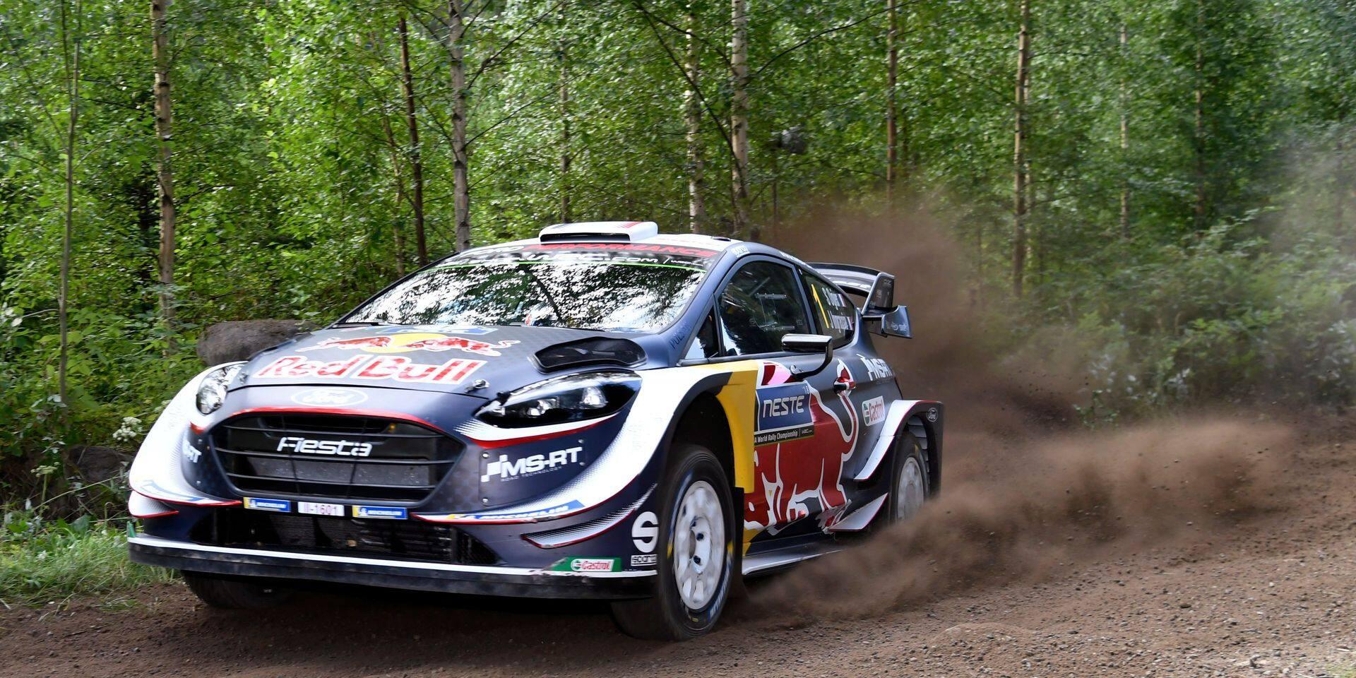 """Sébastien Ogier préface le parcours en Turquie: """"Un rallye de survie"""""""