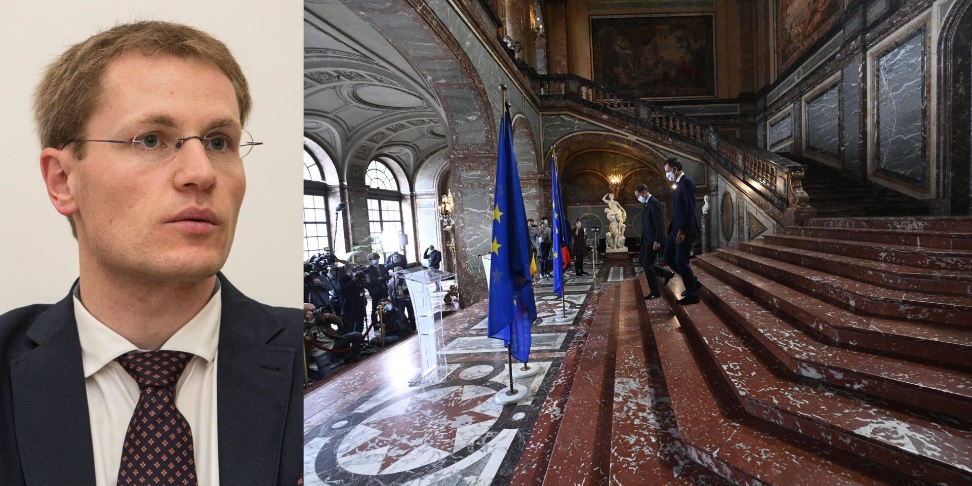 """Jean Faniel, directeur général du Crisp, analyse la formation du gouvernement fédéral : """"Au kern, il n'y a que des Flamands et des Namurois"""""""