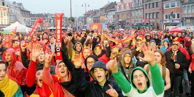 Coupe du Monde : voici où s'installeront les grands écrans en Brabant wallon - La DH