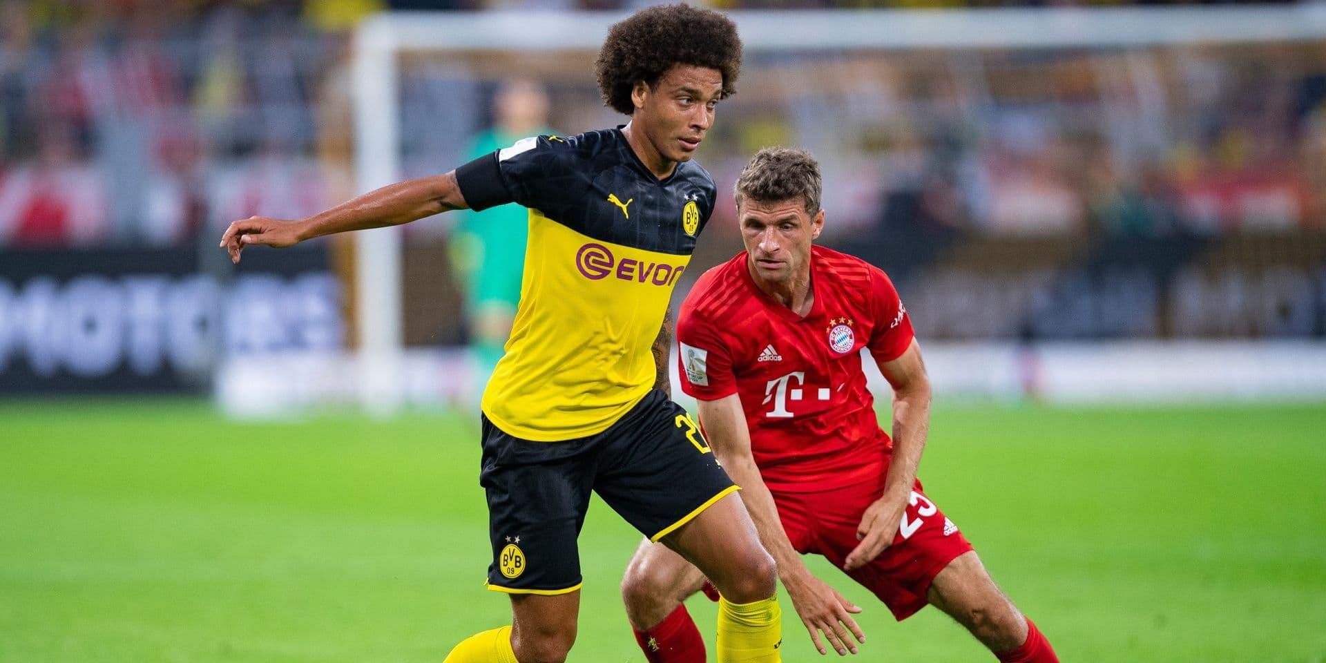 Vous avez pu suivre le choc Borussia Dortmund - Bayern Munich en direct vidéo