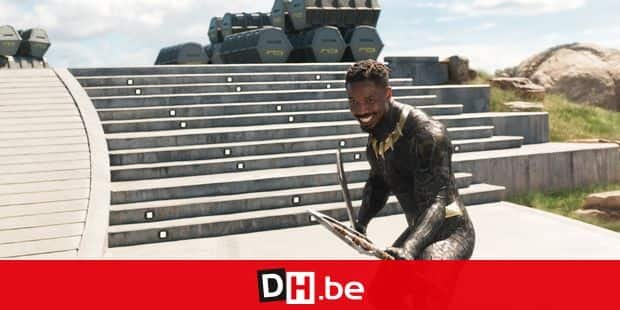 Marvel Studios' BLACK PANTHER..Erik Killmonger (Michael B. Jordan)..Ph: Film Frame..©Marvel Studios 2018