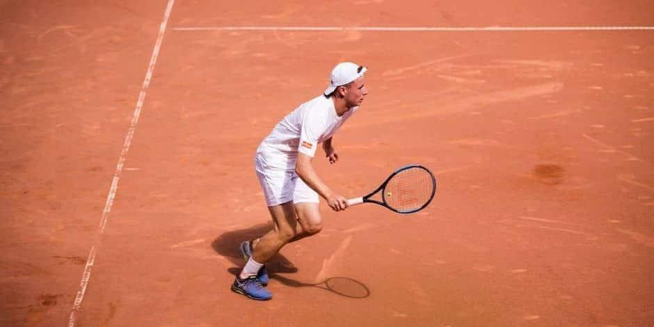 Tennis: Gauthier Onclin quitte le RTC Liège et retourne à Visé