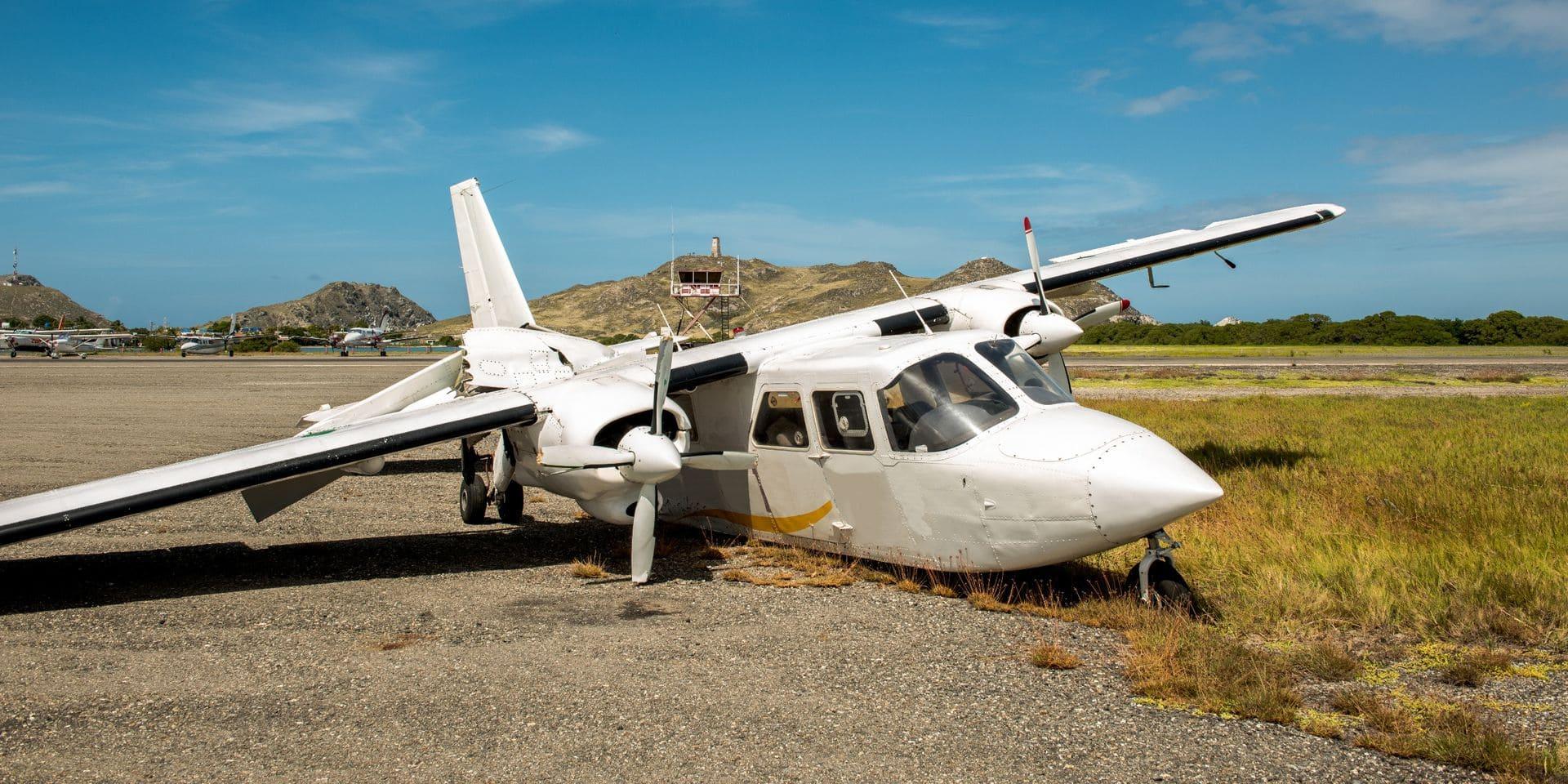USA: collision mortelle entre avions de tourisme avec 8 personnes à bord
