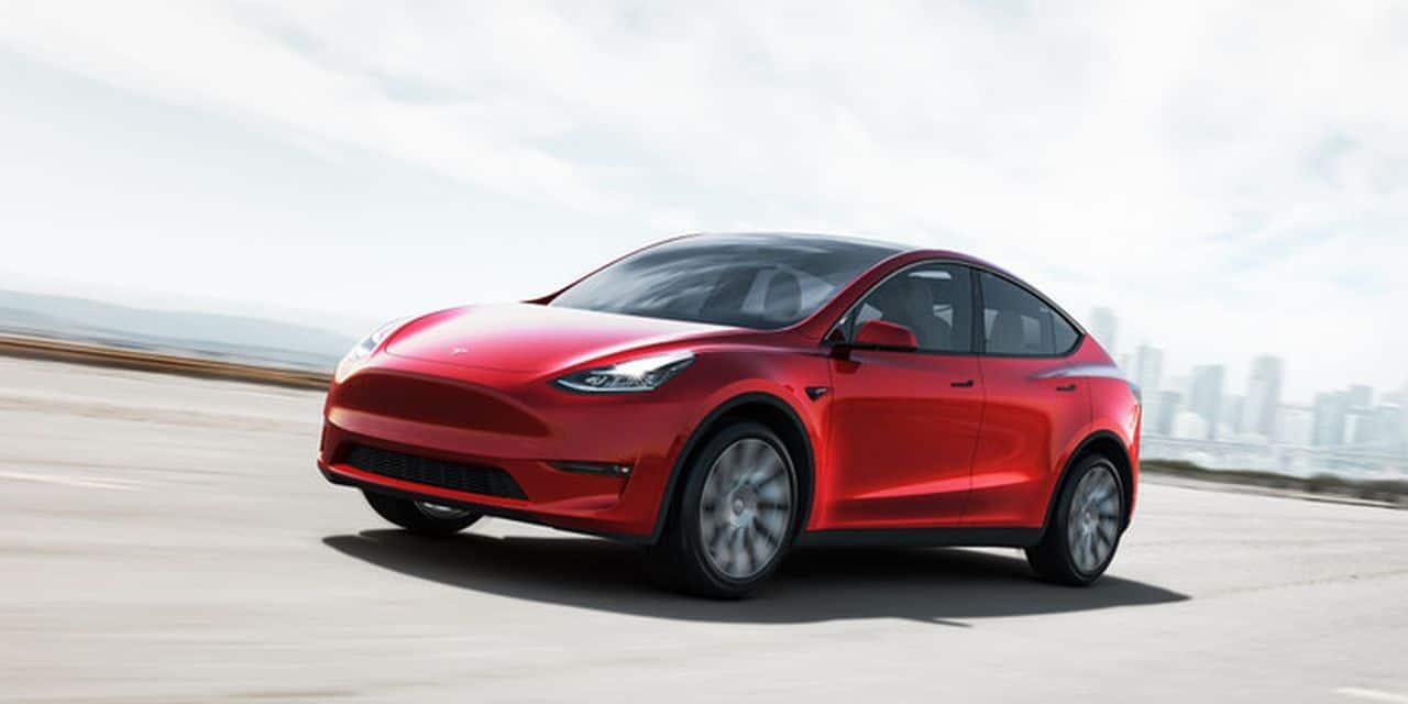Enfin une date de livraison pour la Tesla Model Y en Belgique