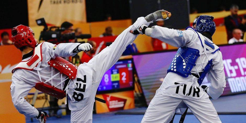 """Au mondial 2019 de taekwondo, Laurence Rase veut """"viser deux ou trois médailles"""""""
