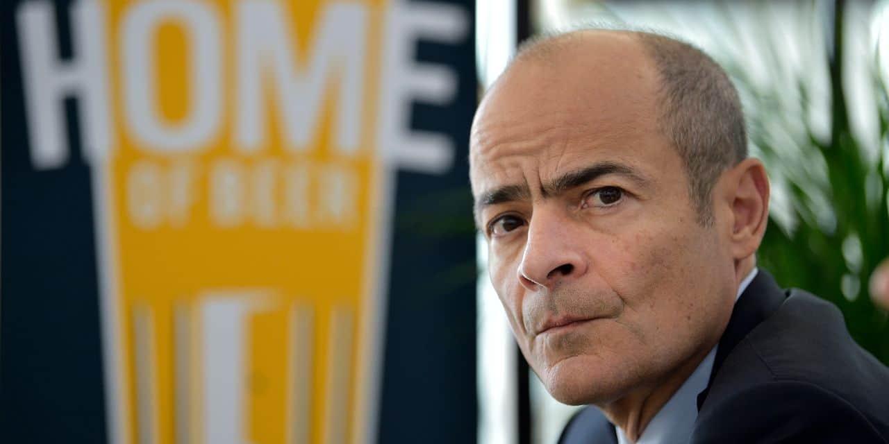 AB InBev annoncera le départ de son dirigeant Carlos Brito dans les prochaines semaines - dh.be