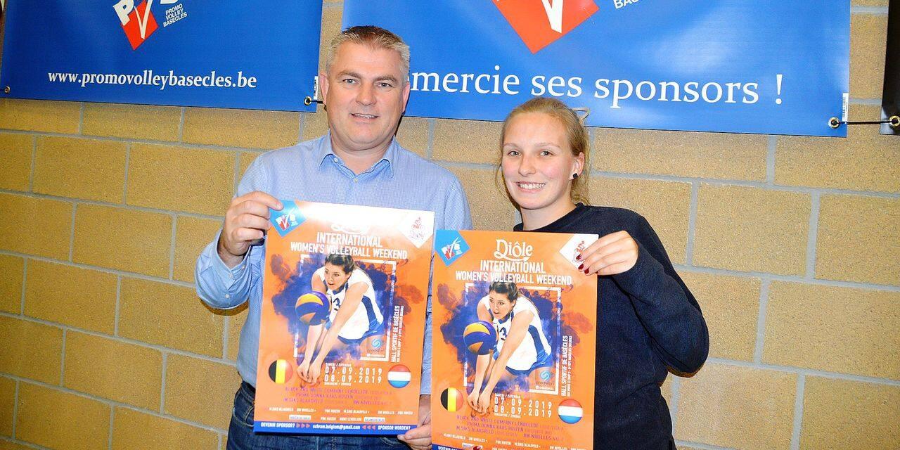 Le Promo Volley Basècles crée l'événement !