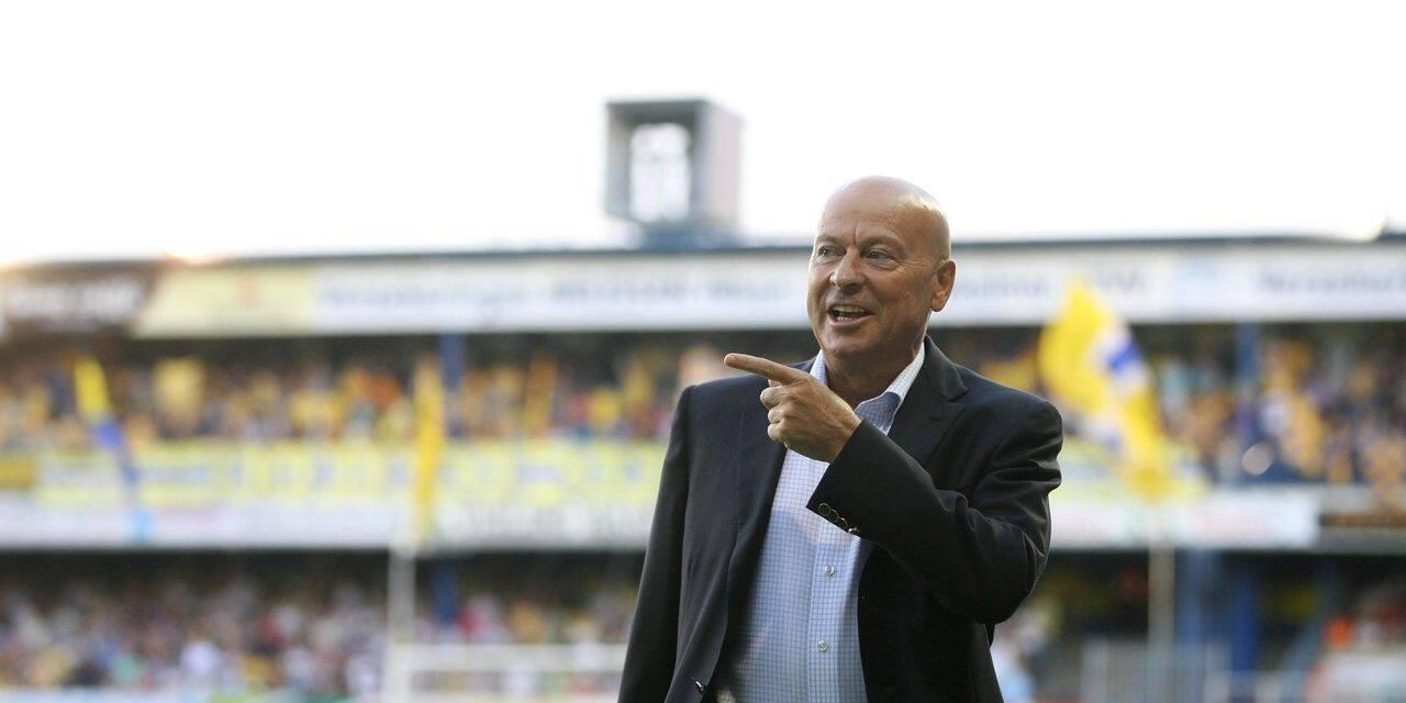 Lucien D'Onofrio vers une prolongation à l'Antwerp ? - dh.be