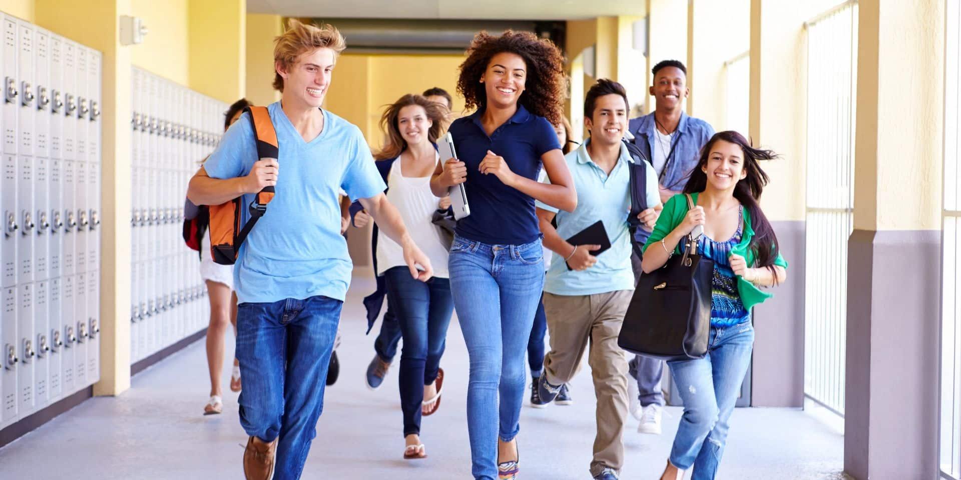 Les activités extérieures sont à nouveau autorisées pour les élèves du secondaire