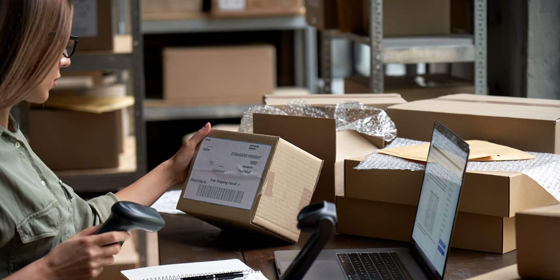 Progression record de 35% des ventes pour l'e-commerce transfrontalier européen