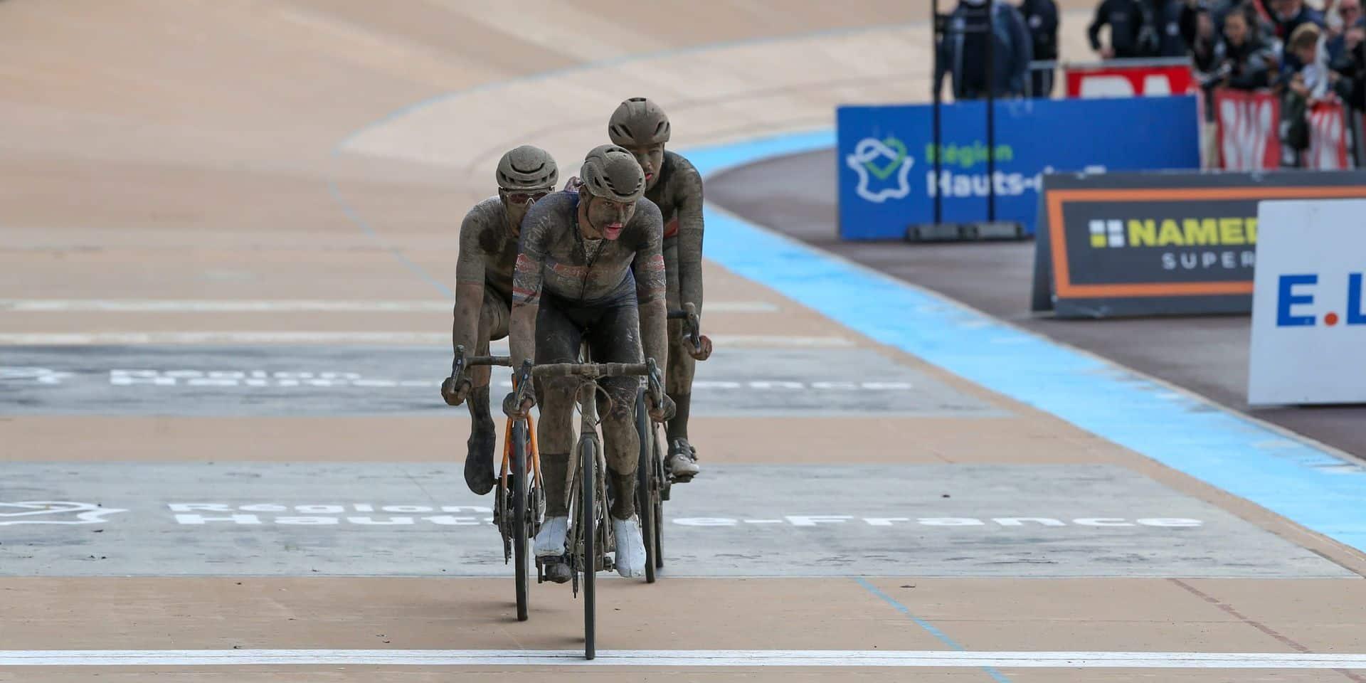 """Johan Museeuw analyse Paris-Roubaix: """"Pourquoi Vermeersch a-t-il roulé dans les derniers kilomètres ?"""""""