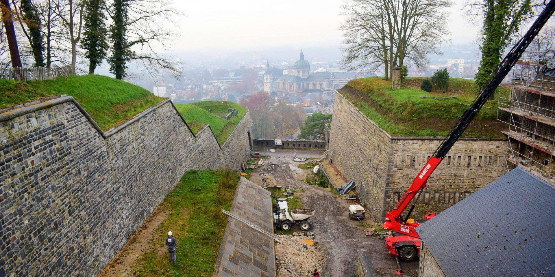 Fossé de Médiane: un chantier à 2,5 millions € presque terminé