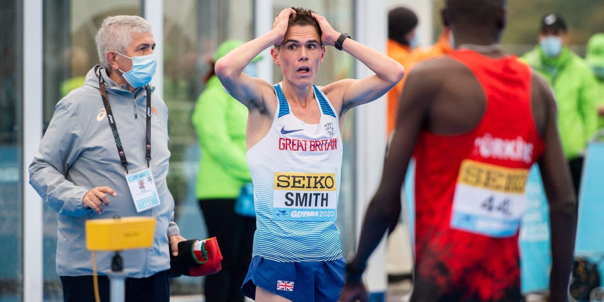 Incroyable: le meneur d'allure remporte le marathon!