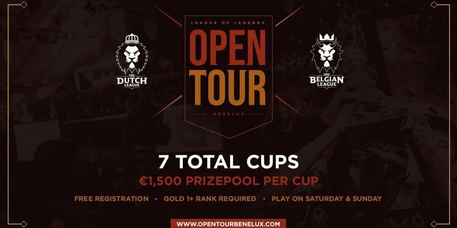 Obnoxious Gaming remporte la deuxième manche du League of Legends Open Tour Benelux