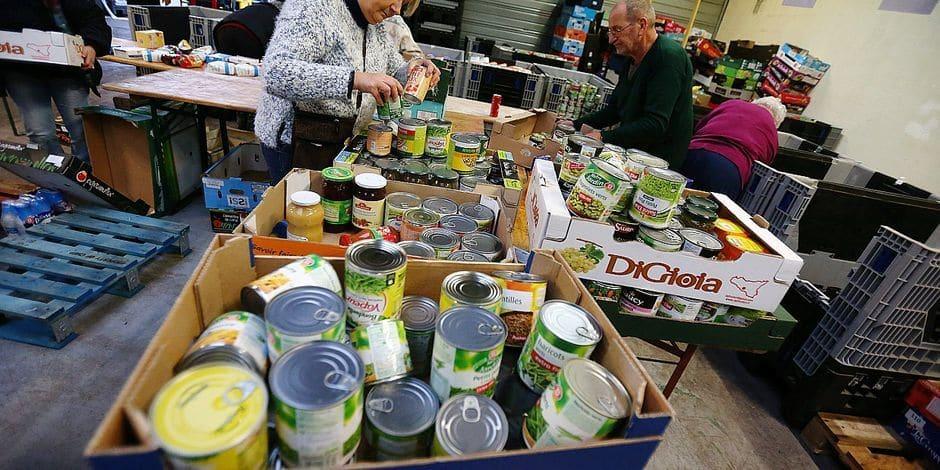 Où trouver de l'aide alimentaire? Le CPAS et les acteurs sociaux réorganisent les distributions