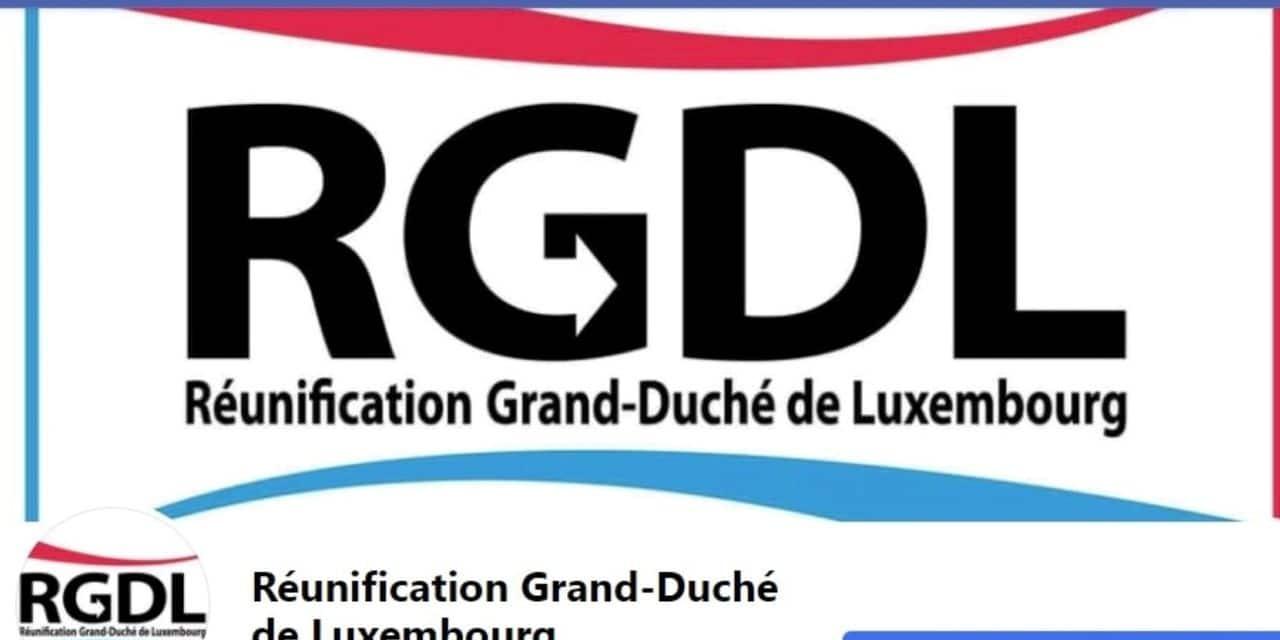 Réunification des deux Luxembourg ? Plus de 10 000 membres !