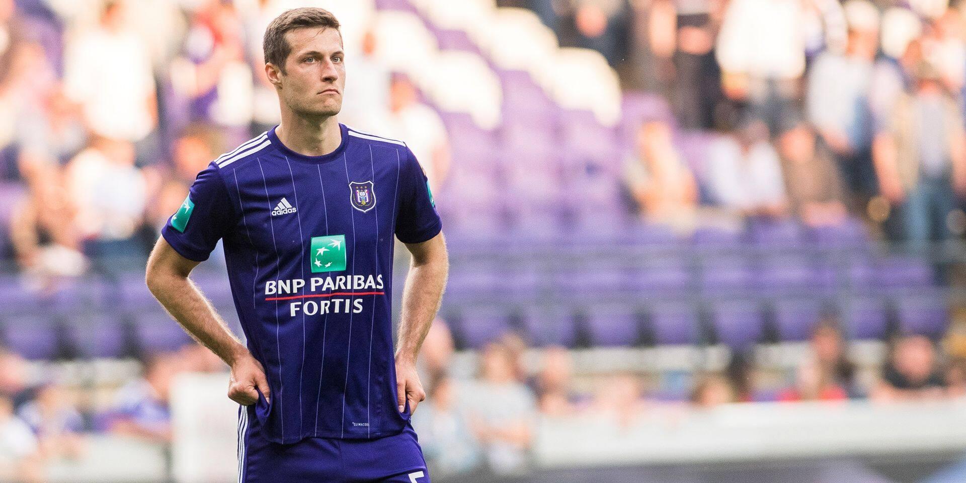 Spajic quitte Anderlecht!