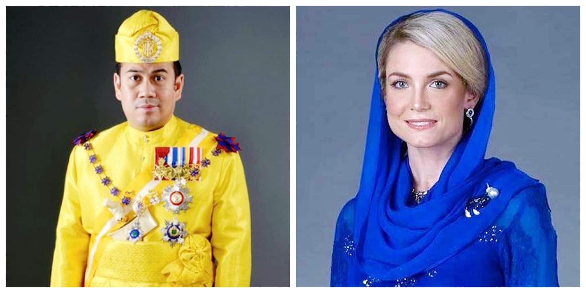 Une Suédoise va devenir princesse héritière du sultanat de Kelantan
