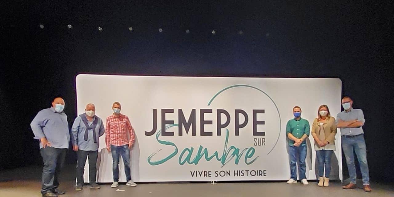 Une nouvelle identité visuelle pour Jemeppe-sur-Sambre