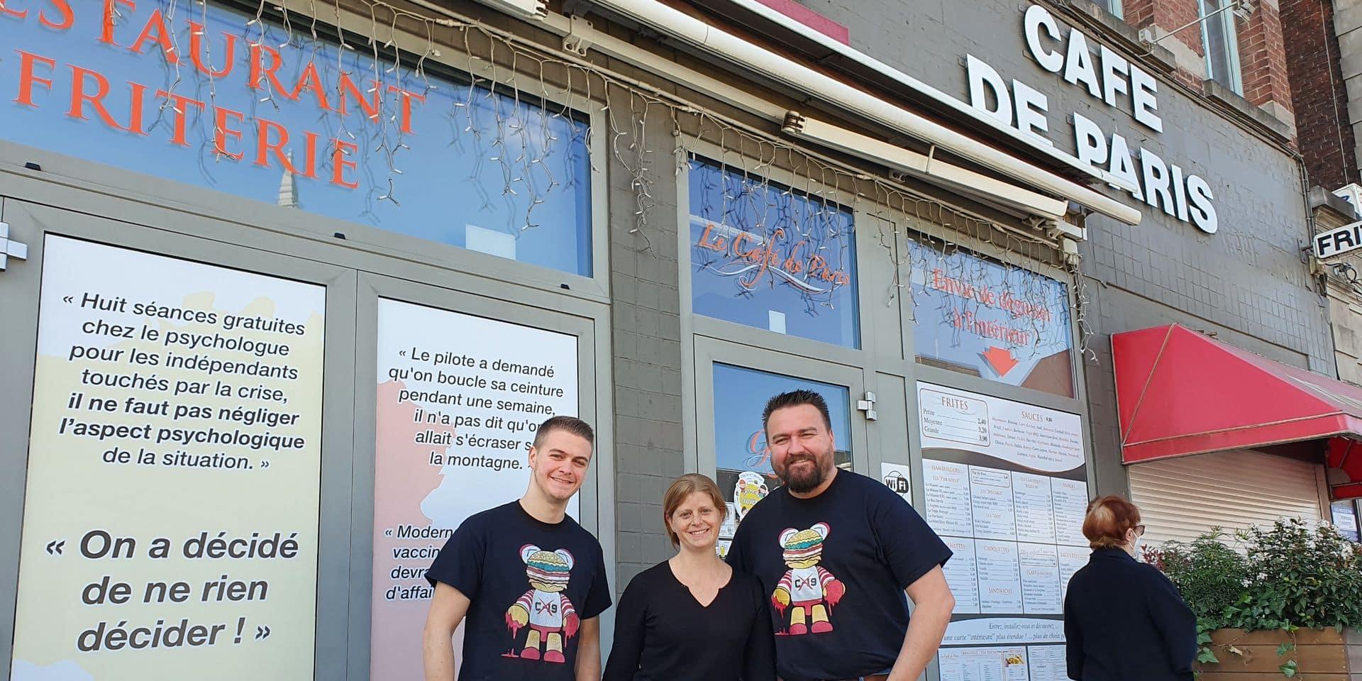 """Grégory Dinoir, gérant du Café de Parisà Tournai : """"Mener une nouvelle bataille pour ouvrir une semaine plus tôt n'a pas d'intérêt"""""""