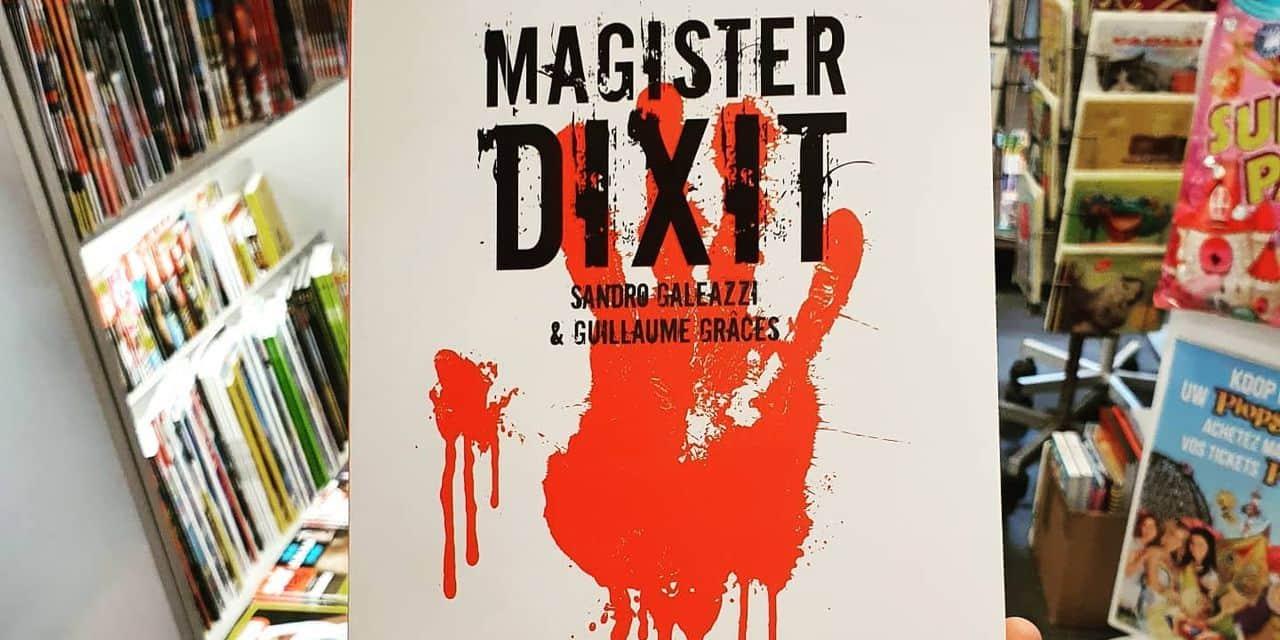 Un thriller carolo, Magister Dixit, remporte le prix du Polar de Femme Actuelle 2020