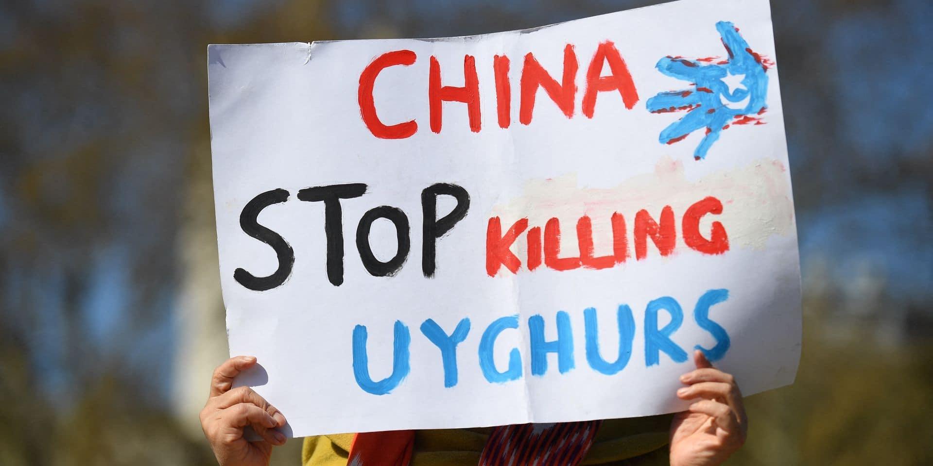 Le parlement belge reconnaîtra-t-il le génocide des Ouïghours?
