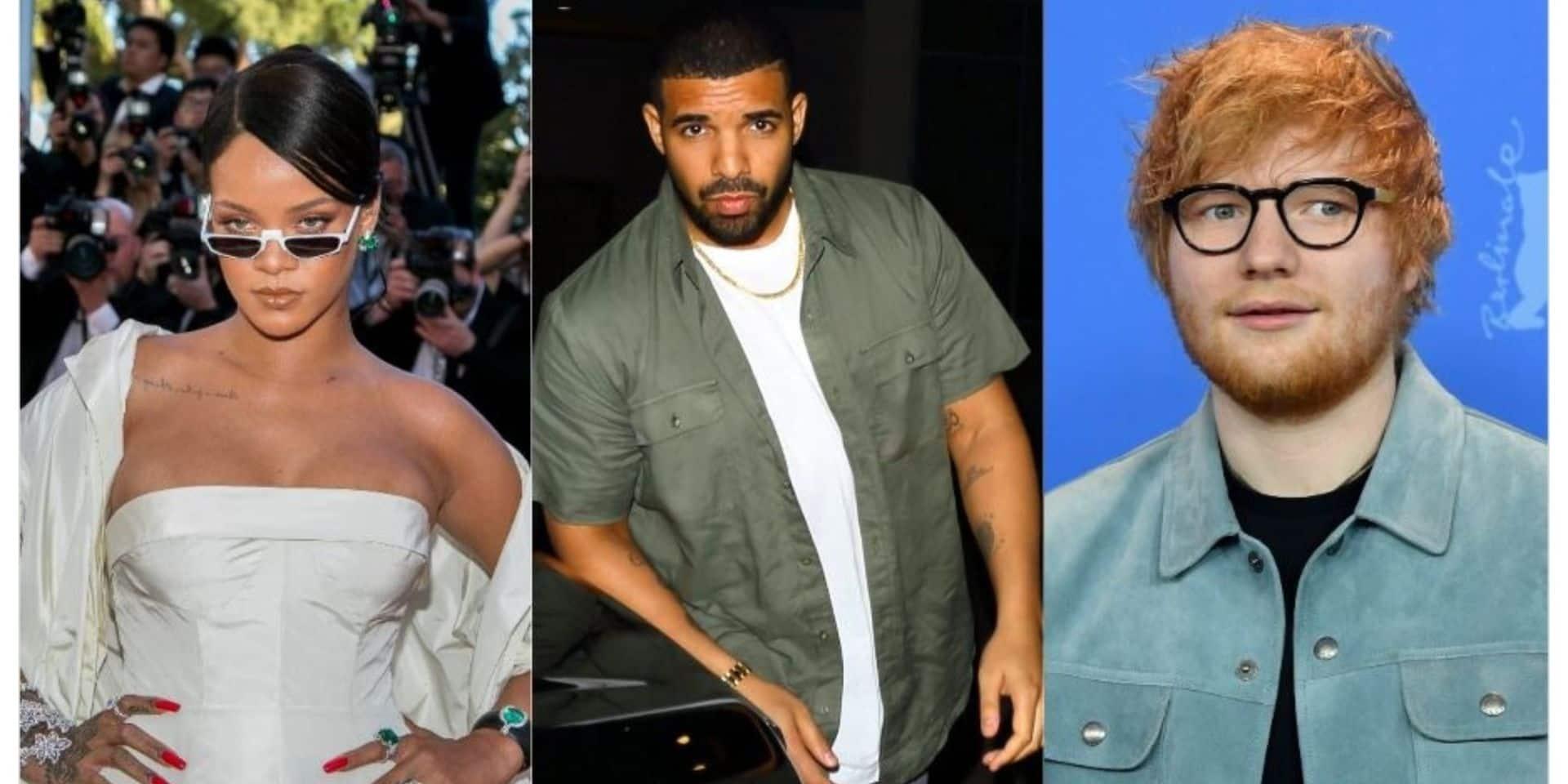 Les 100 chansons les plus populaires de la décennie selon Billboard