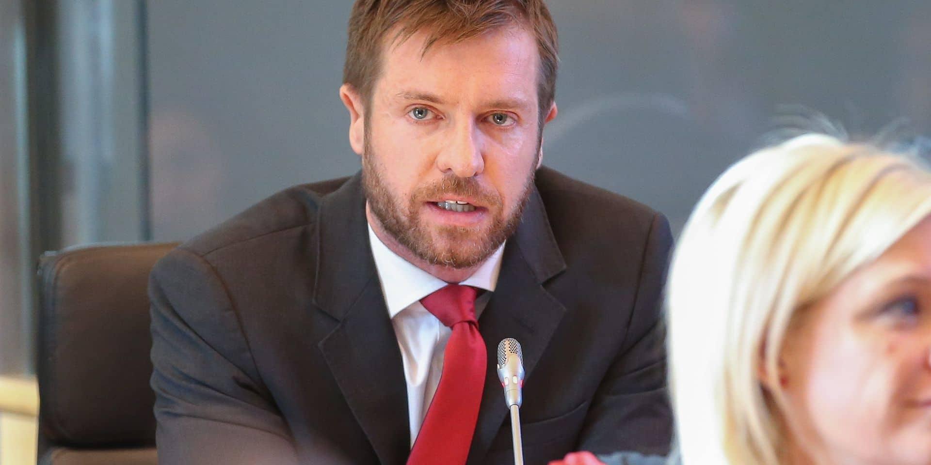 """Nicolas Martin: """"Je suis préoccupé par l'évolution des chiffres covid"""""""