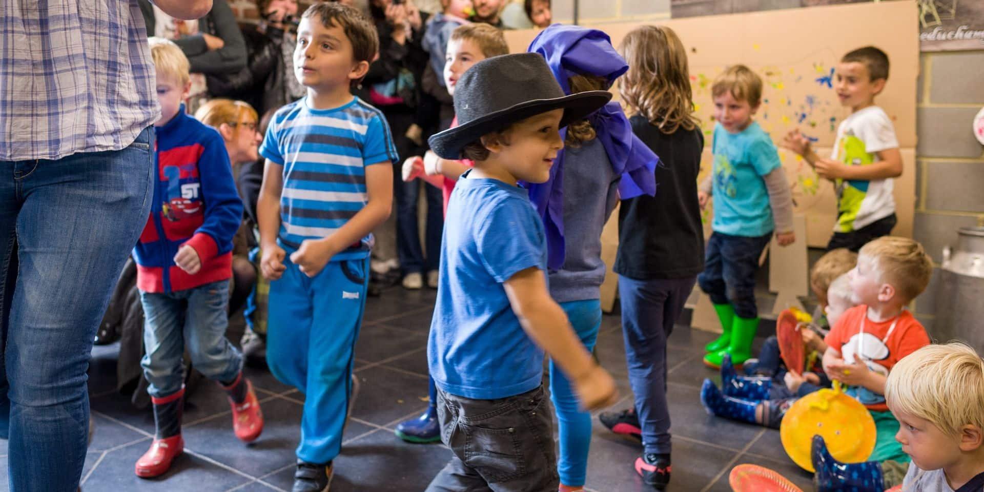 La Louvière ouvre un centre d'accueil pour les enfants durant les congés