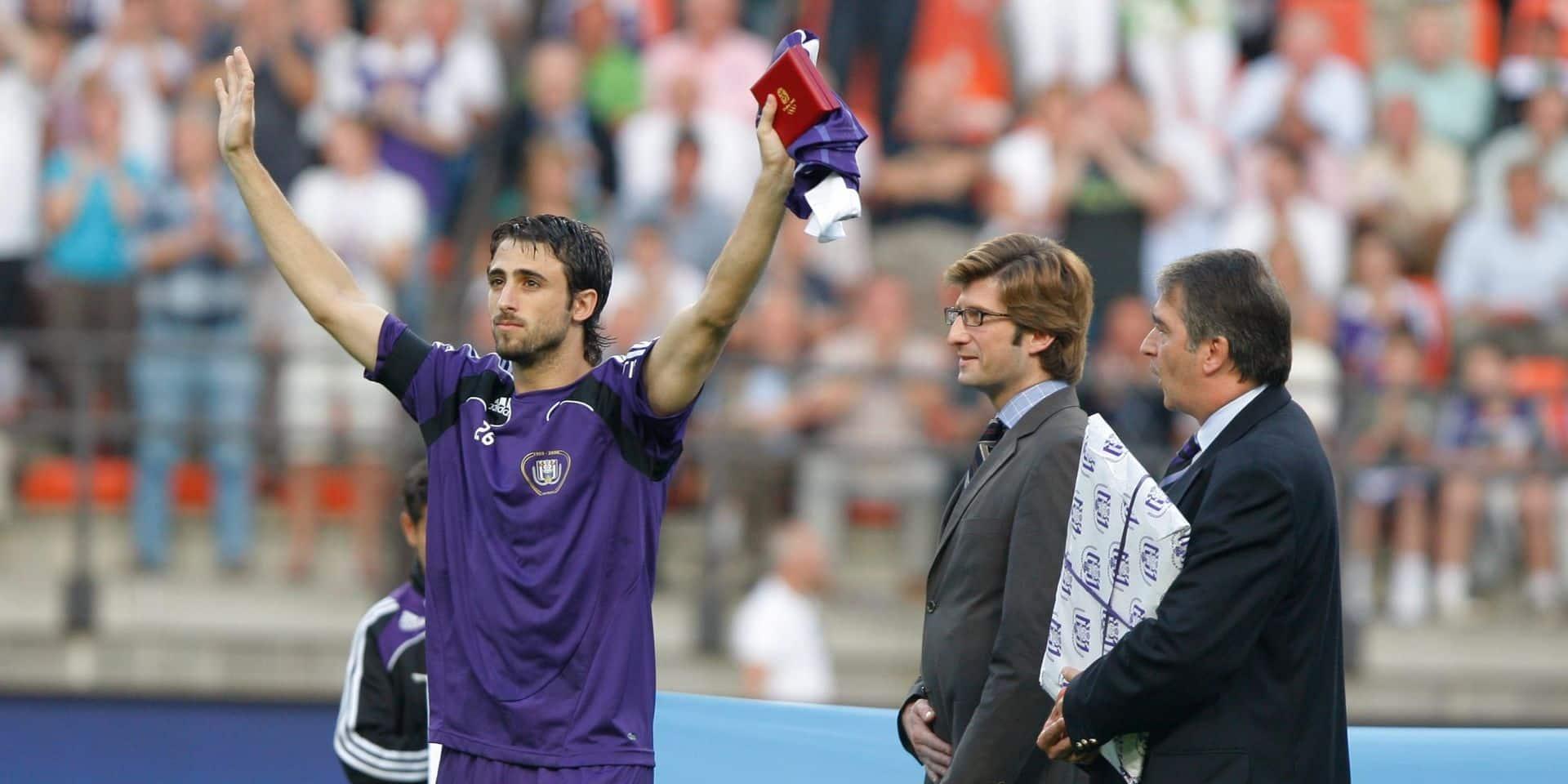 Nicolas Pareja (ex-Anderlecht) met un terme à sa carrière
