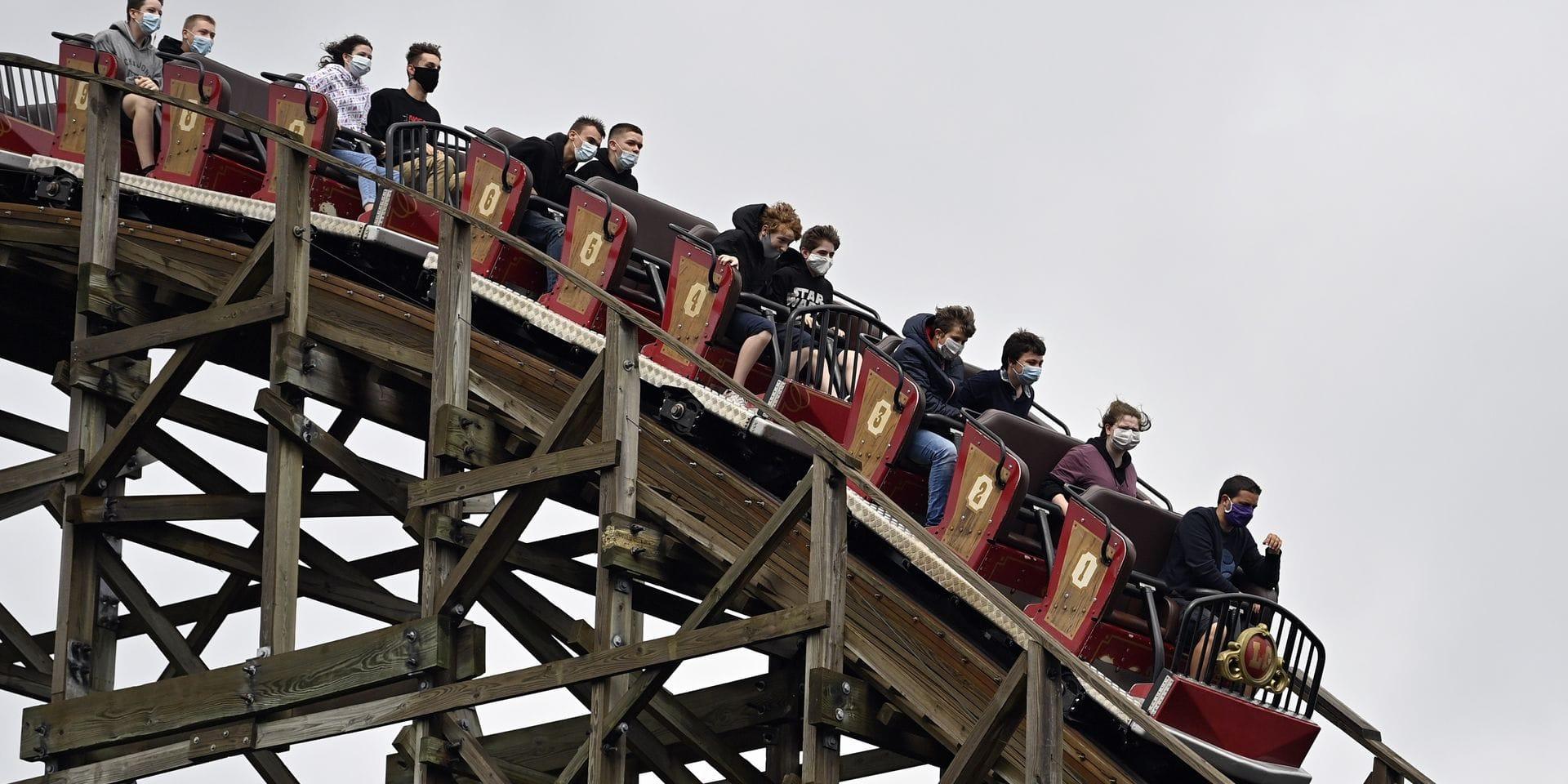 Les parcs d'attractions en difficulté face à la crise: des pertes qui peuvent s'élever à plusieurs millions d'euros !