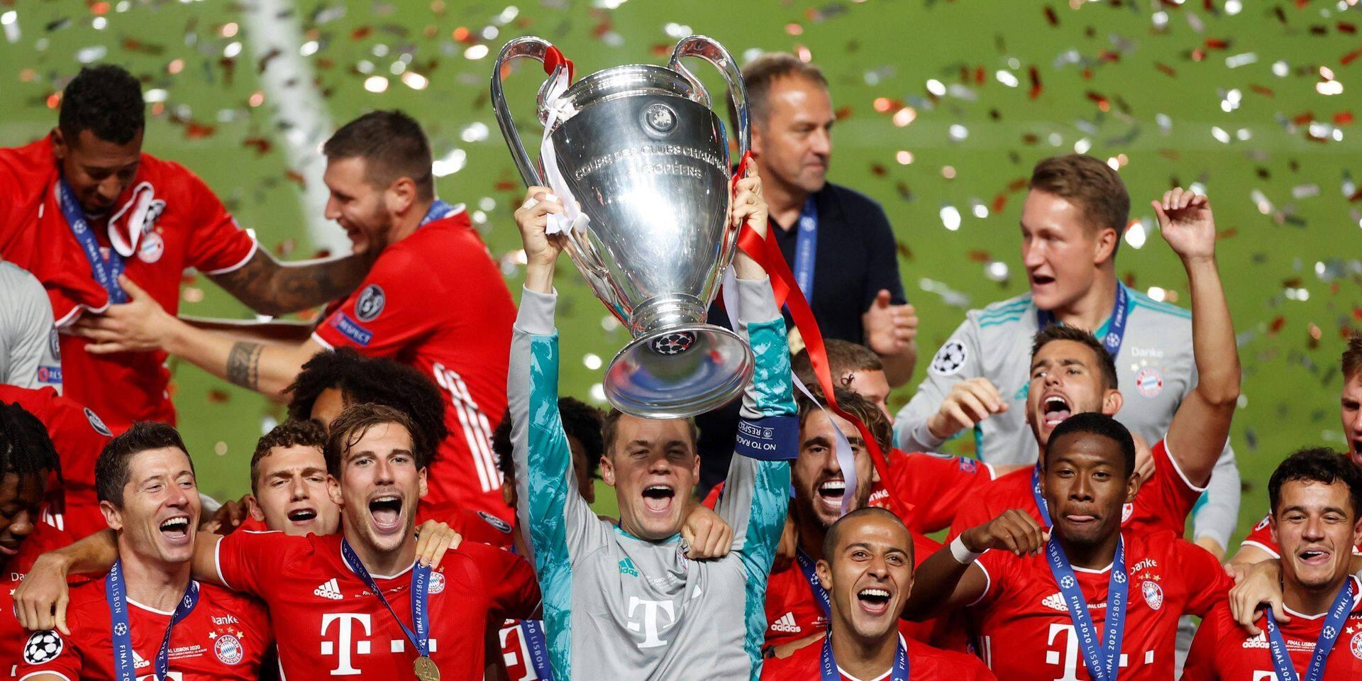 Davantage de matchs, plus d'équipes: l'UEFA envisage de réformer le premier tour de la Ligue des Champions